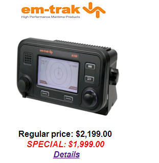 Emtrak special price offer