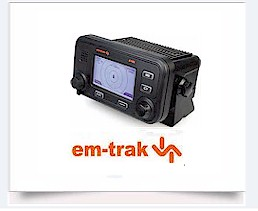 Emtrak A100 Class A AIS Transceiver from AISCentral.com